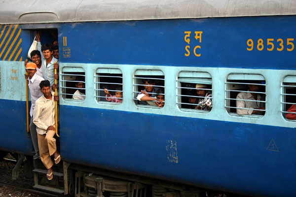 indian trains on Holidays