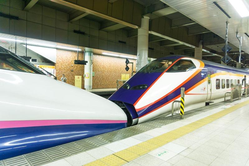 shinkan train japan