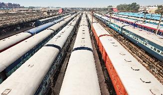 indian railway train types