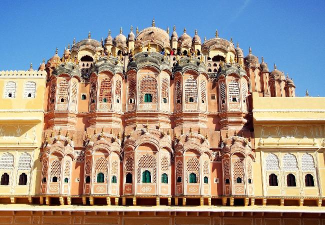 Jaipur Wind Maze